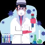 meddi- laboratorio icono