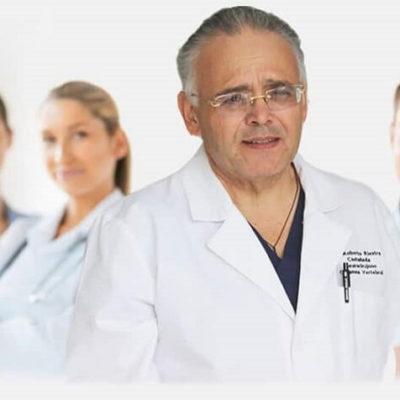 Dr. Roberto Riestra Castañeda