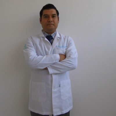 Dr. Omar Isaias Chávez Sánchez