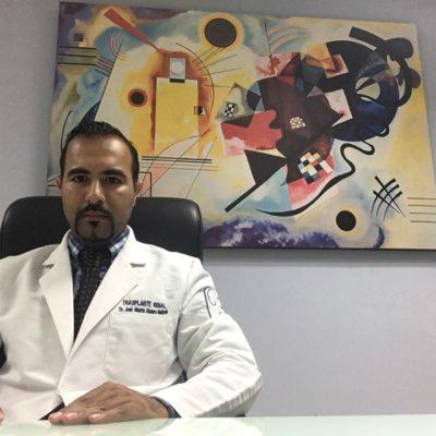 Dr. José Alberto Aispuro Beltrán