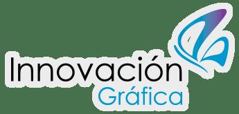 ``logo de innovación gráfica- beneficios aliados``