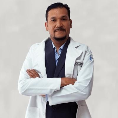 Dr. Álvaro Germán Salcedo Nuñez