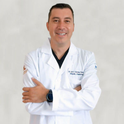 Dr. Luis Enrique Sánchez Paniagua