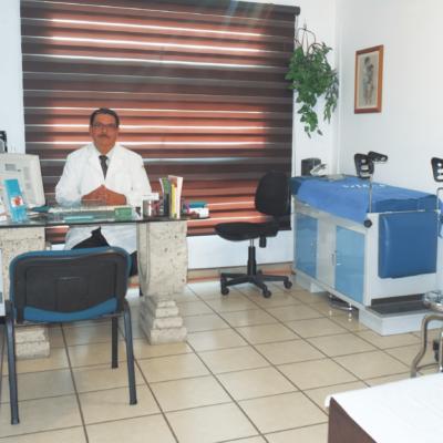 Dr. Jesús Pérez Delgadillo