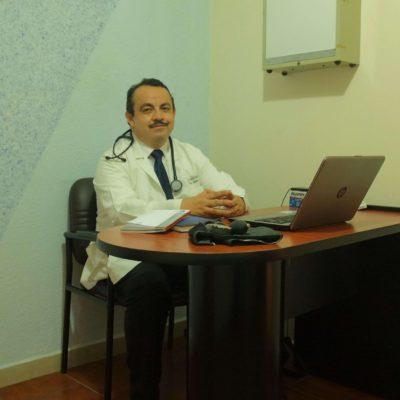 Dr. Jorge Arturo Camacho