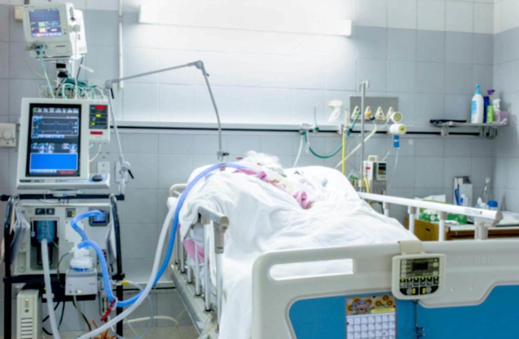 Meddi-equipos de terapia intensiva