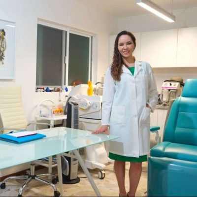 Dra. Yadira Minerva Martínez Ortiz