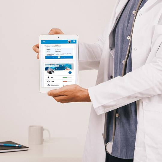 Apps de Salud - Tecnologías y Salud-Tu blog médico-meddi