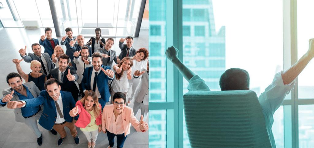 Blog de salud empresarial - La importancia de cuidar la salud de tus empleados | meddi- contenido 1 Empleados felices es igual a resultados en tu organización.