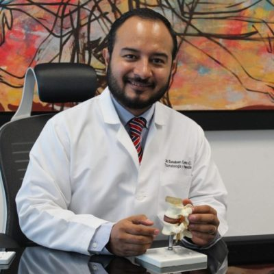 Dr. Esteban Castro Contreras