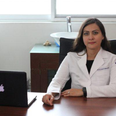 Dra. Mónica Araceli Cabrero Montes