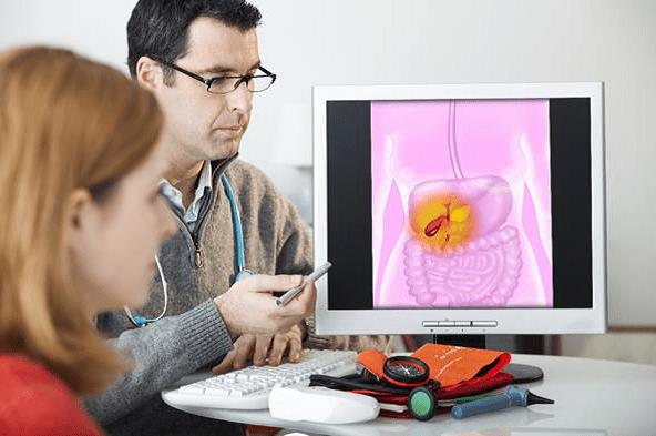 Meddi-tumores de la vesícula y vías biliares