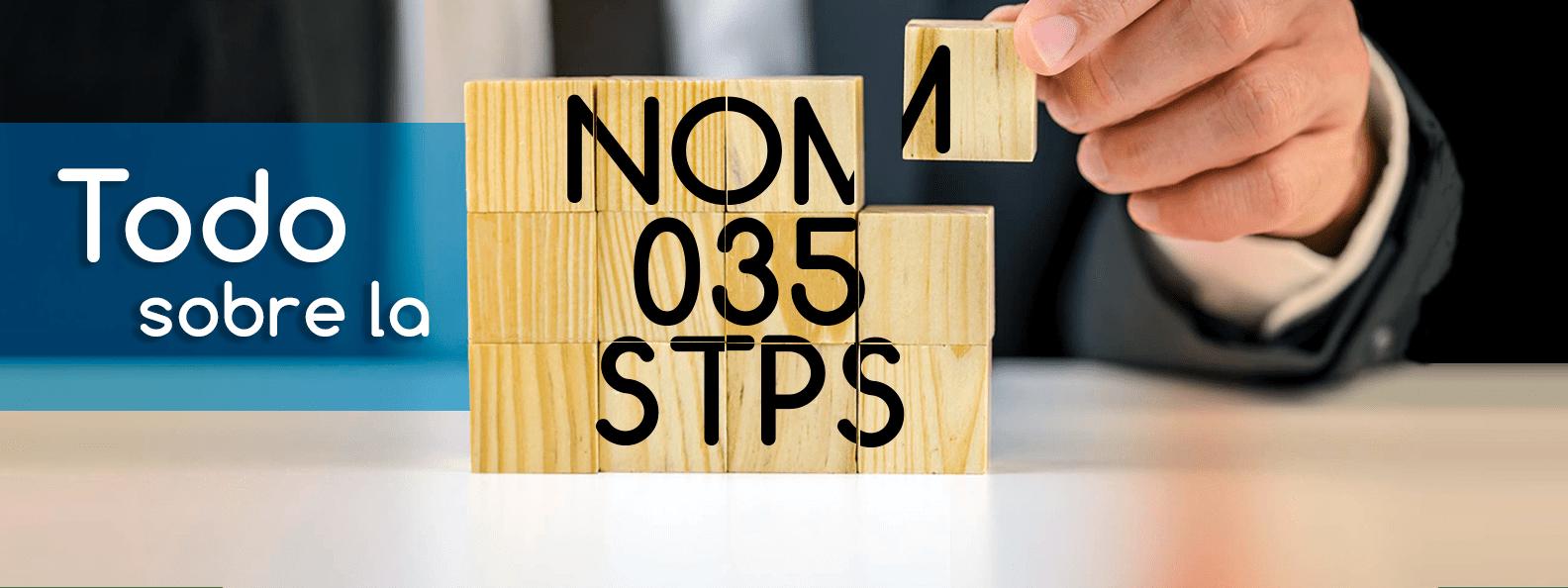 Blog de salud empresarial - Implementar la NOM-035-STPS en tu organización-Portada