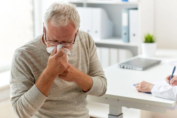 meddi- neumonía e influenza