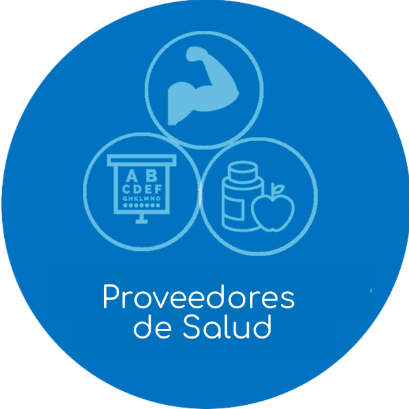 Proveedores de Salud movil