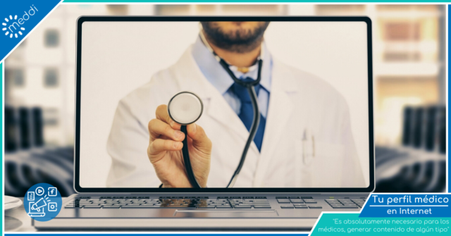 Tu perfil médico en Internet | Meddi es salud inteligente-Tu blog medico- imgen destacada