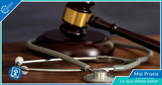 Mal Praxis- lo que debes saber-Tu blog médico-meddi-imagen destacada