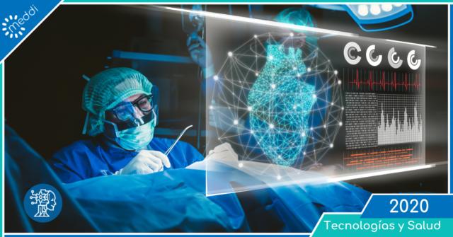 Conoce los grandes logros de las nuevas tecnologías enfocadas a la salud-2020 año de Tecnologías y Salud-Tu blog médico-meddi-imagen destacada