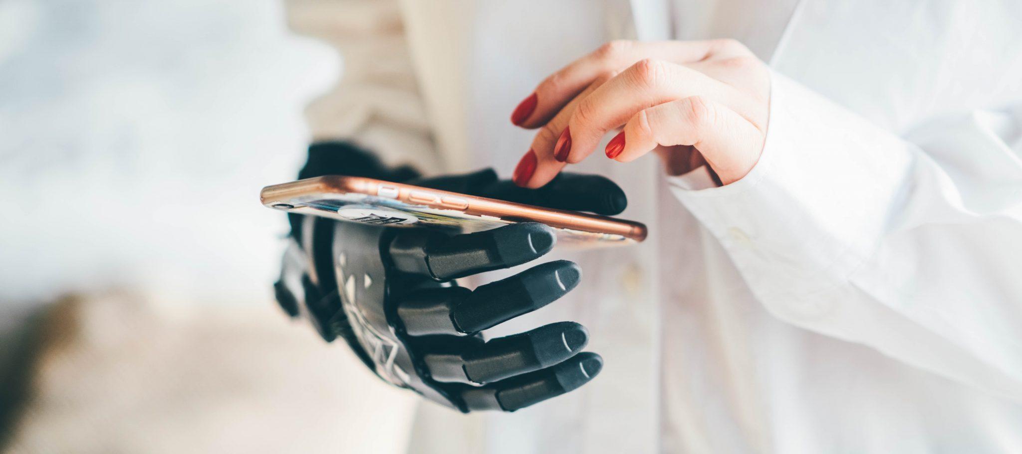 Robots + Telemedicina - 2020 año de Tecnologías y Salud-Tu blog médico-meddi