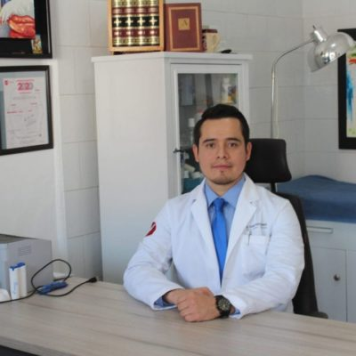 Dr. Ernesto Damian Aldaco