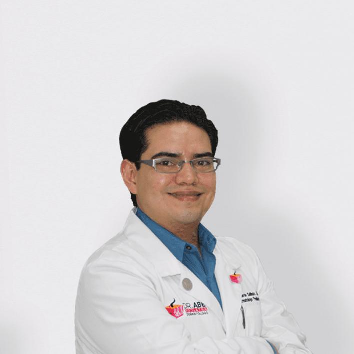 meddi- dr abelardo galindo dermatologo pediatra foto de perfil cuadrada