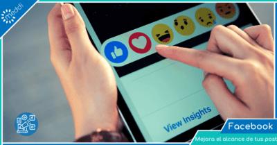 Imagen destacada - Tu blog médico- ¿Cómo mejorar tu alcance en Facebook? (enlace)