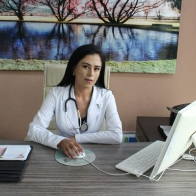 Dra. Alicia Hernández Pereyra