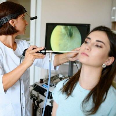 Otorrinolaringología – Centro Dime